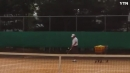 [일상]테니스 서브넣기