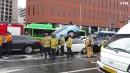 [사고현장]남대문 경찰서  앞 교통 사고