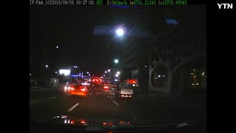 [사고현장] 도산 사거리 BMW 매장 앞 사고