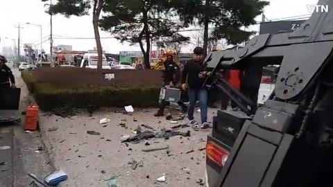 [사고현장] 교통사고 사망자발생