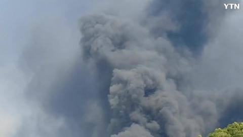 [기타] 전북 완주군 비봉면 소농리 공장화재