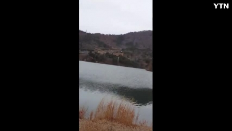 [사고현장] 전남 장흥 산불