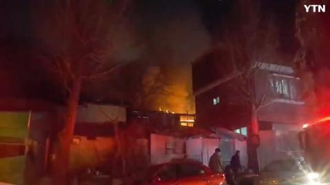 [기타] 평택신장동 화재발생