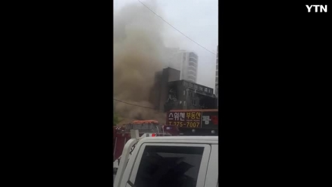 [기타] 오산  원룸화재