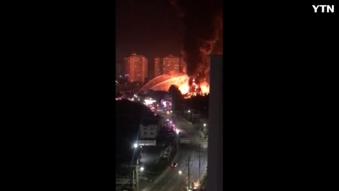 [기타] 인천서구왕길동 화재