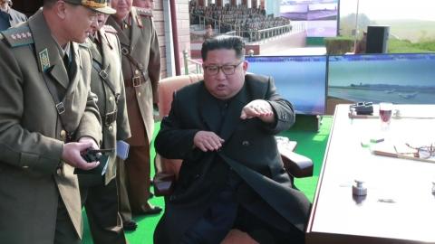 """[속보] """"우리 갈길 결심""""…北, 안보리 회의 비난"""