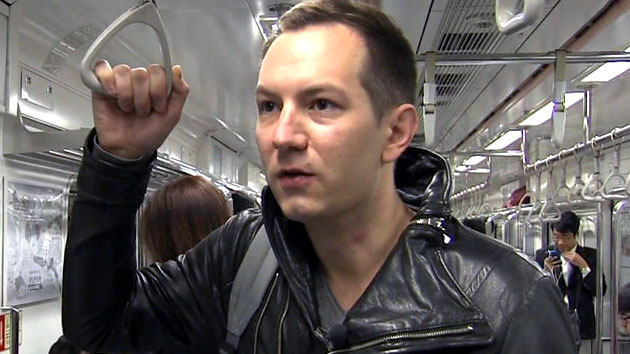찰리의 서울 지하철 여행