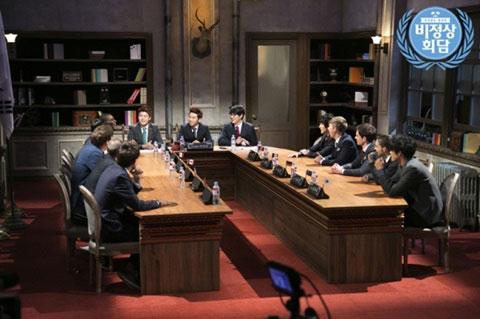 잘나가는 '비정상회담' 지상파 시청률 위협