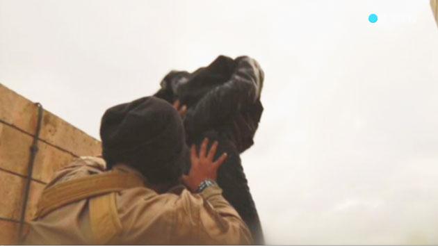 IS, 동성애·간통 가혹한 처벌 장면 공개