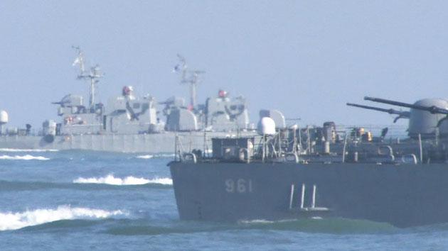 해군함대사령부 예하 3개 전투단 창설