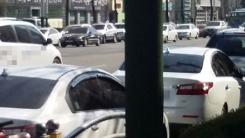 [제보영상] 버스정류장에 떡하니 '민폐 주차의 정석'