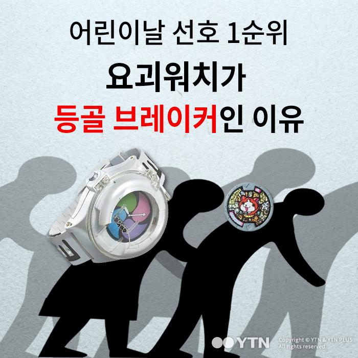 [한컷뉴스] '요괴워치'가 등골 브레이커인 이유