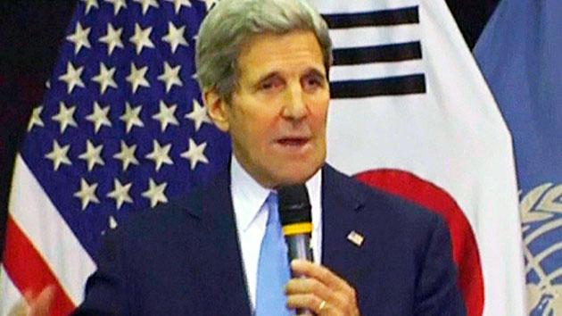 존 캐리 미 국무장관 급작스런 사드 발언 이유는?