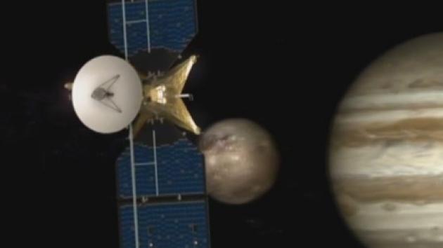 목성 위성 '유로파'에 정말 생명체 있을까?