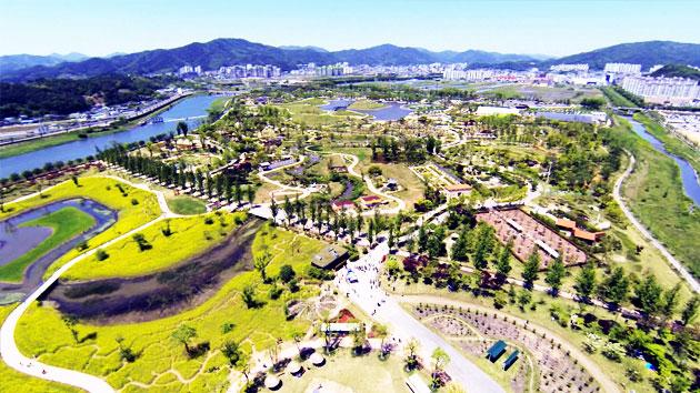 순천만 정원, 제1호 국가 정원 지정