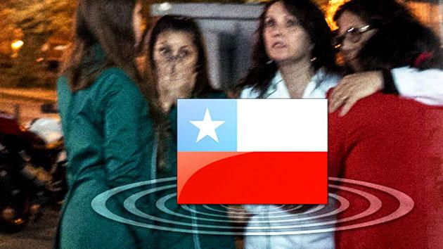 칠레 강진, 日 동경 대지진의 전조일까?