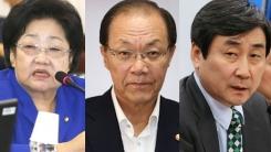 [뉴스인 인물파일] '역사 전쟁' 선봉에 선 3인방