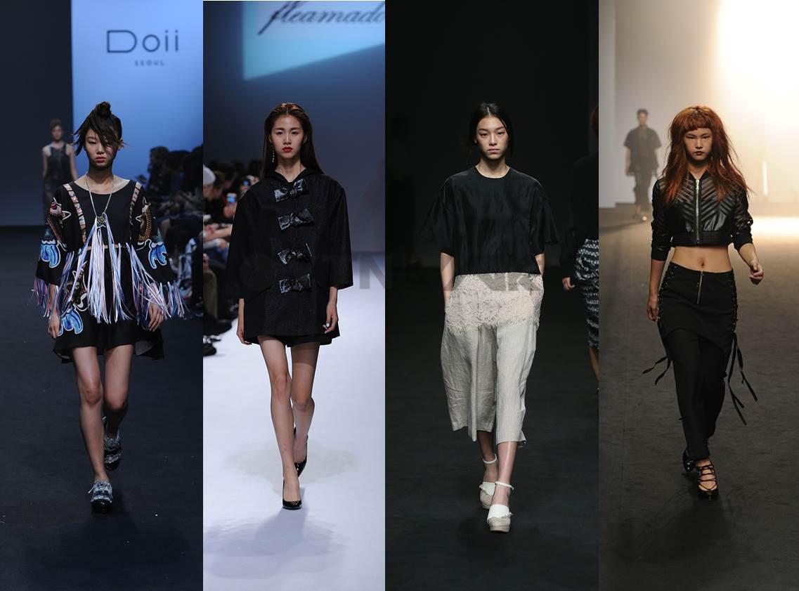 10대 모델들 런웨이를 주름잡다! 배윤영-엄예진-김설희-엘리스