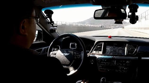 내년 2월 자율주행차 시험 주행...2020년 시판 목표