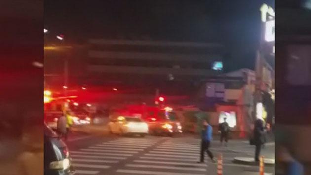 [속보] 용산 드래곤힐스파 화재...불길 대부분 잡혀
