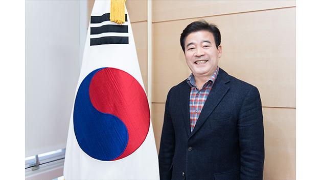 """[리더스인터뷰] 이용부 보성 군수 """"녹차 해외 판로 개척에 주력"""""""