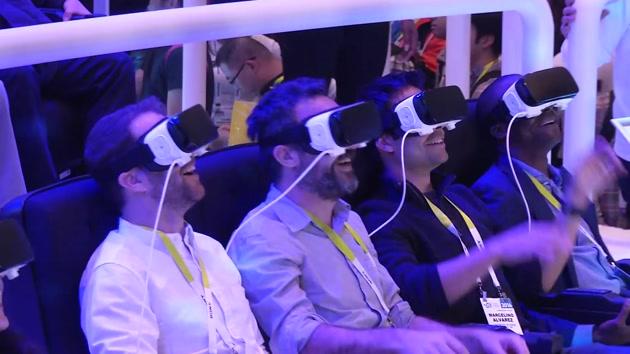 상상력으로 풍부해지는 세상...VR과 드론의 진화