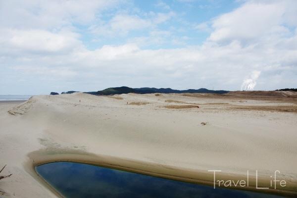 신두리 해안 사구, 모래와 파도가 전하는 위안