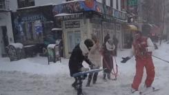 뉴욕 한복판을 스키장으로 만든 남자
