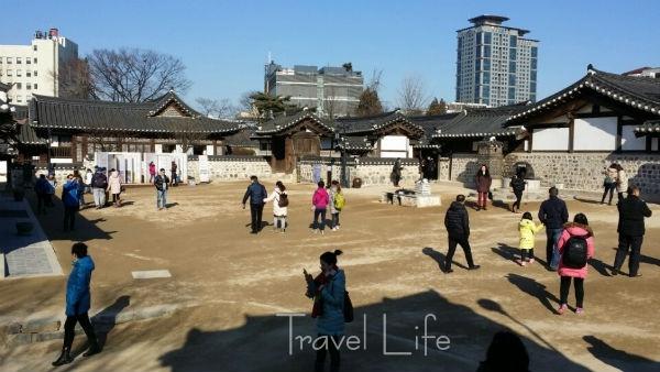 남산골 한옥마을을 산책하며 서울의 일상을 보다