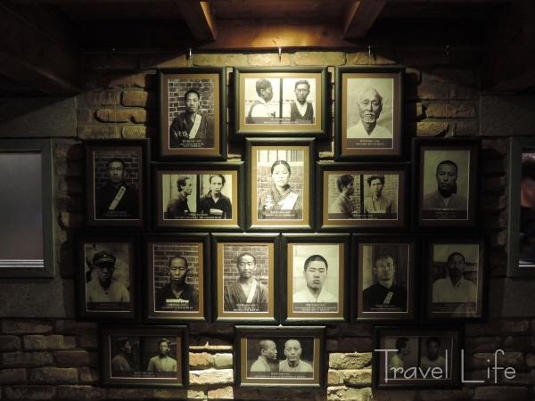 민족의 눈물이 서린 서대문형무소 역사관