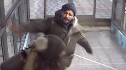소매치기 시도 들통나자…황당한 보복 폭행