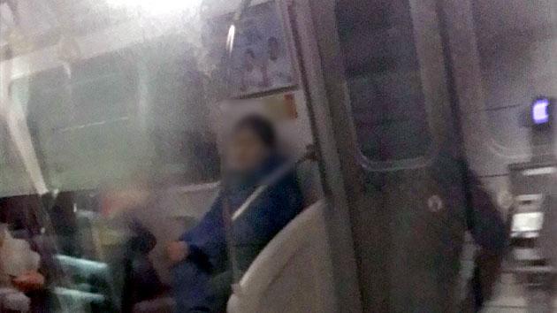 [제보영상] 지하철 9호선 마곡나루역 화재…무정차 통과
