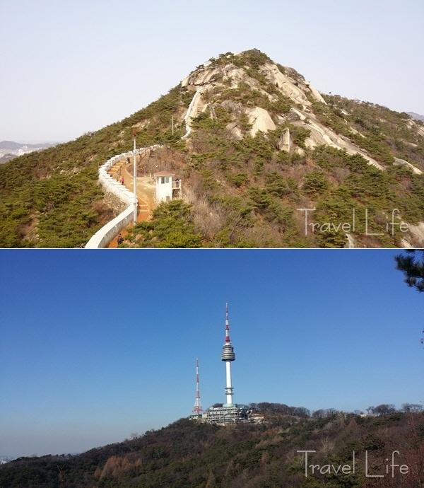 인왕산 vs 남산, 어디를 가면 서울이 잘 보일까?