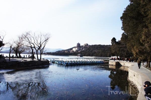 이화원, 짧게 즐기는 베이징 관광의 묘미