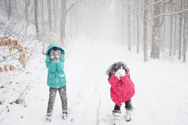 [포토에세이-천마산] 산 밑에 사는 아이들