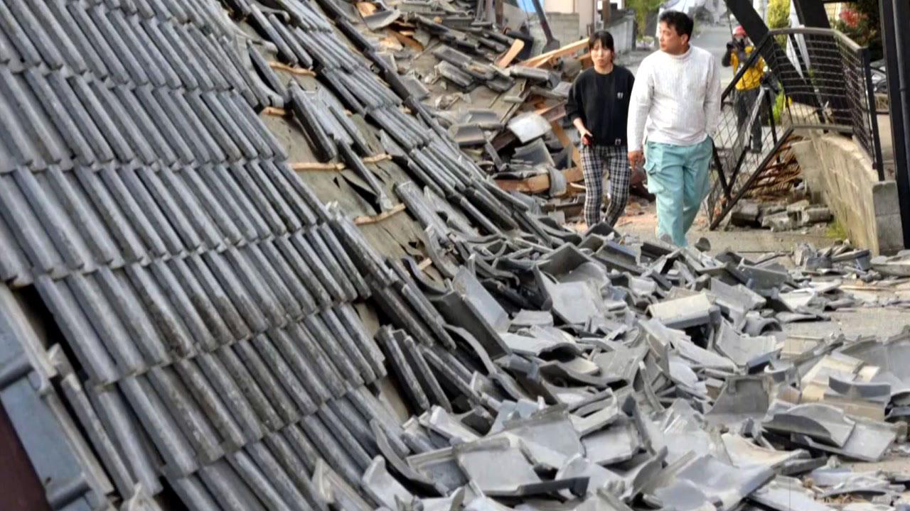 도쿄에 대지진 일어나나...日, 지진 불안감 확산