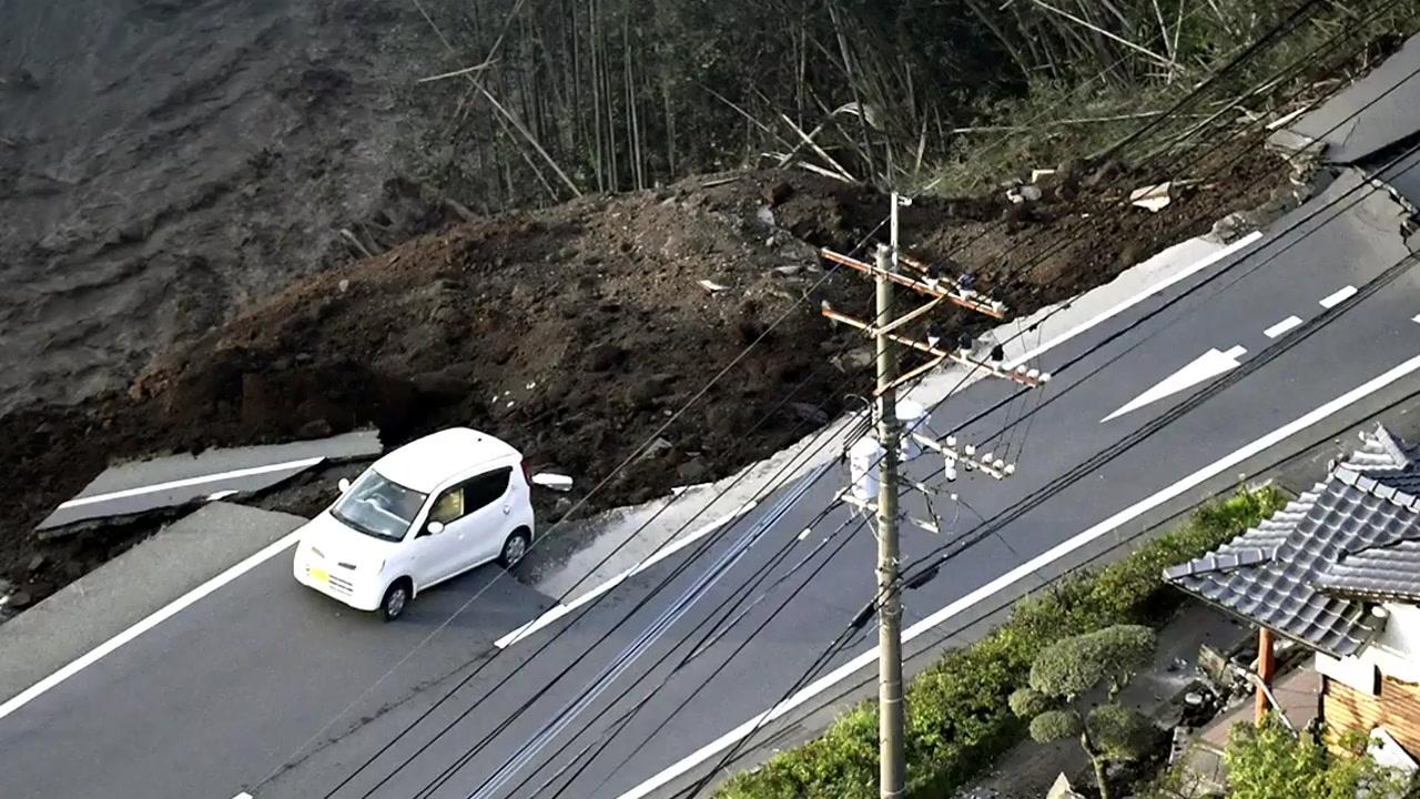 무너진 '지진의 법칙'...초강력 지진 전조인가?