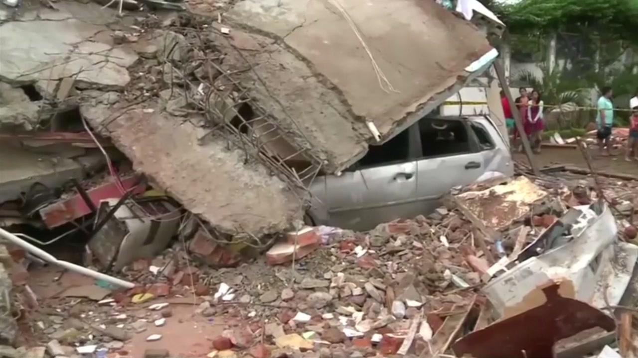 같은 듯 다른 두 지진...일본과 에콰도르 지진 차이점은?