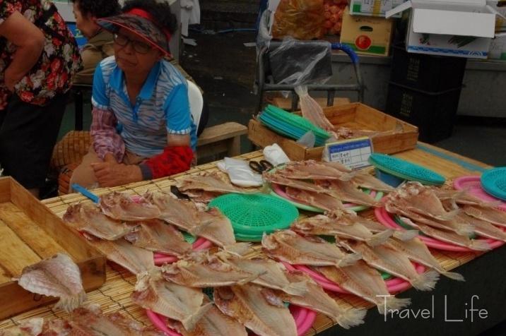 매일올레vs향토5일장, 서귀포 시장의 구수한 진맛