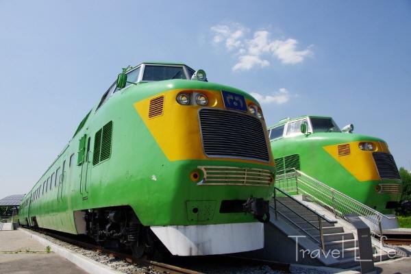 철도박물관, 기차로 즐기는 가족 나들이