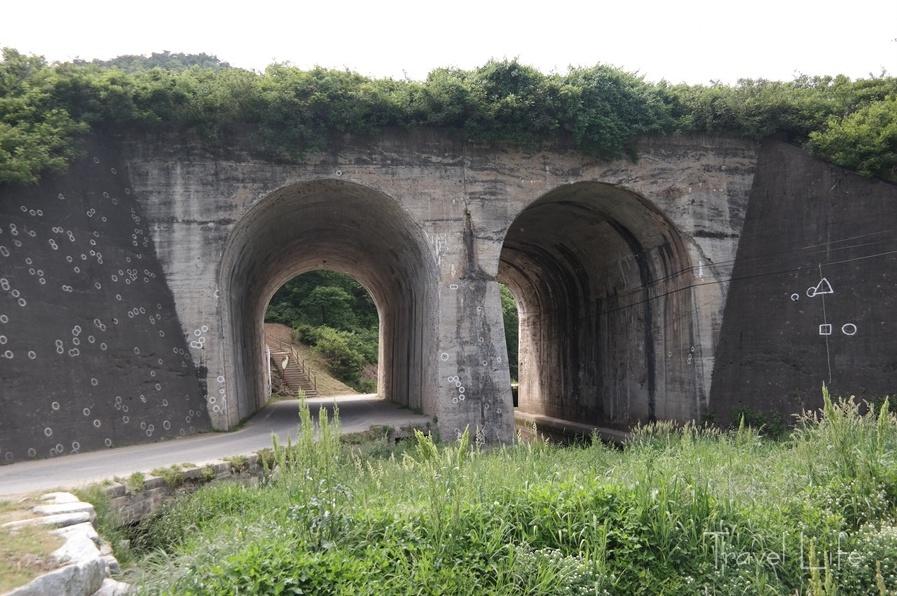 노근리 평화공원, 탄흔이 증언하는 그날의 참혹함