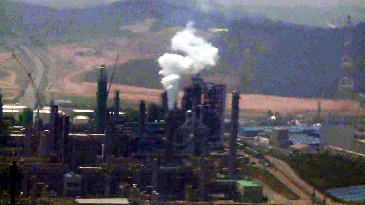 충남 화력발전소 밀집 지역, 2차 미세먼지 서울의 2배