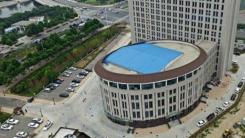 대학교 건물 '거대 변기 모양'으로 지어 화제