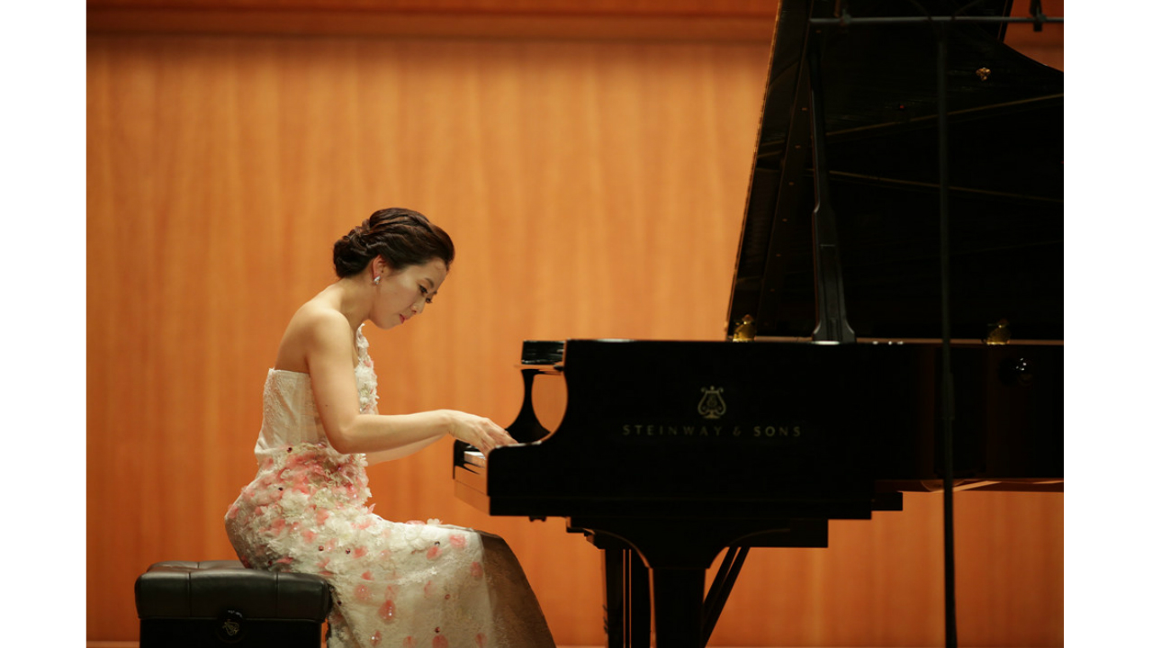 """[피플앤피플]""""바른 호흡으로 곡의 감수성을 제대로 전달해야"""" 피아니스트 이지영 씨"""