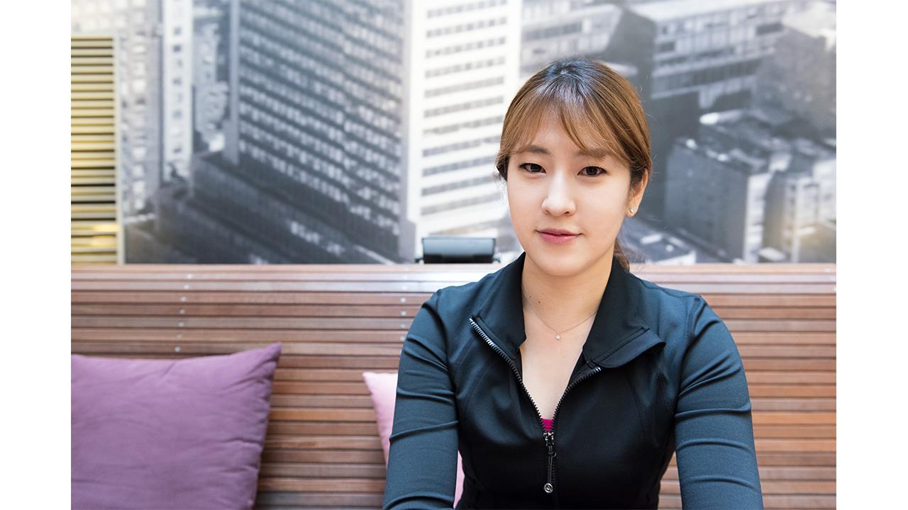 """[피플앤피플] """"남성분들도 요가 시작하세요!"""" 김지현 어썸바디 대표"""
