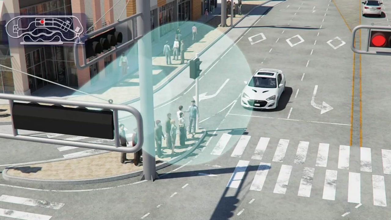 자율주행차 실험 도시 K-City 구축