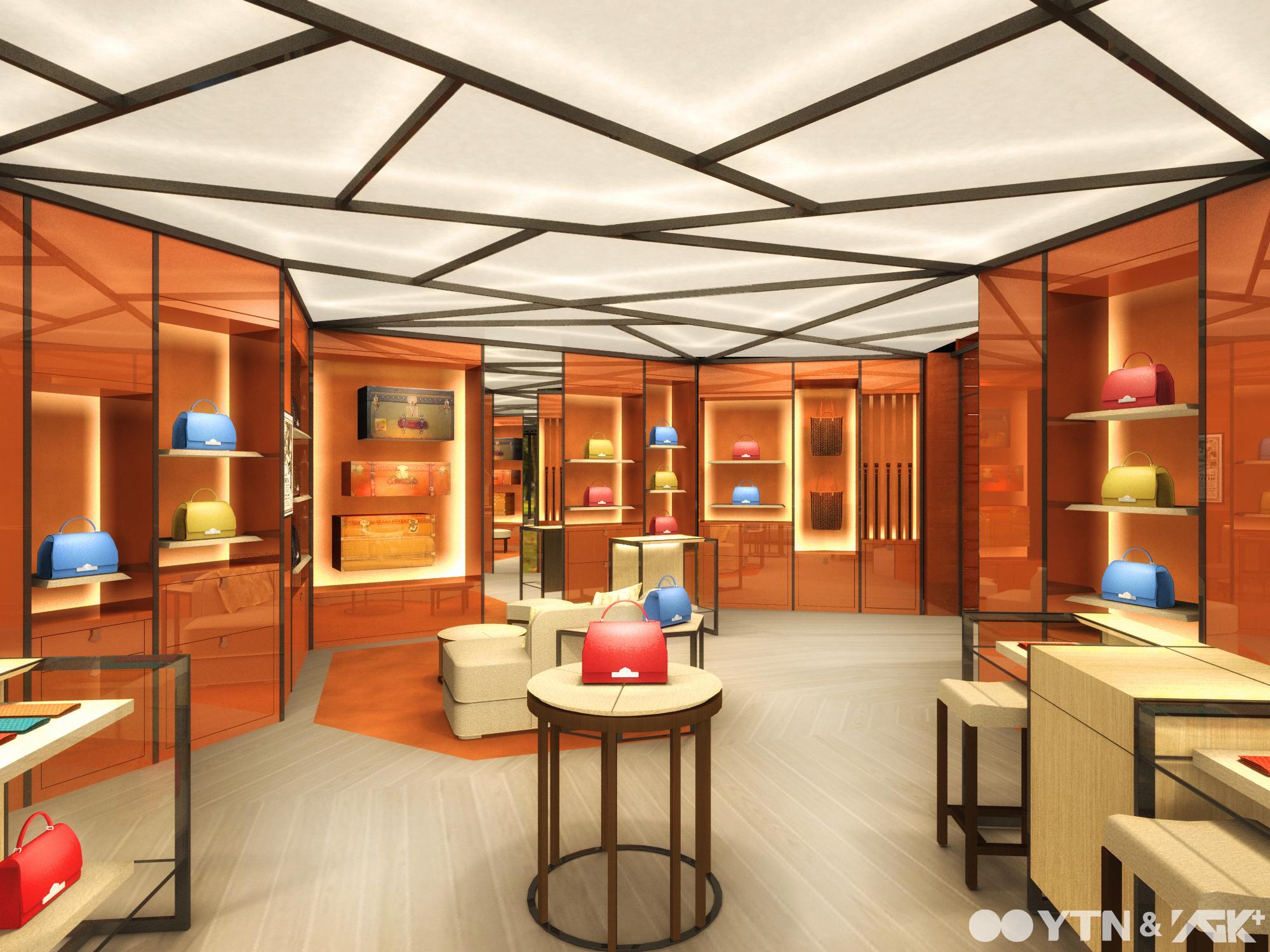 프렌치 백 & 트렁크 브랜드 '모이나' 한국 공식 론칭!