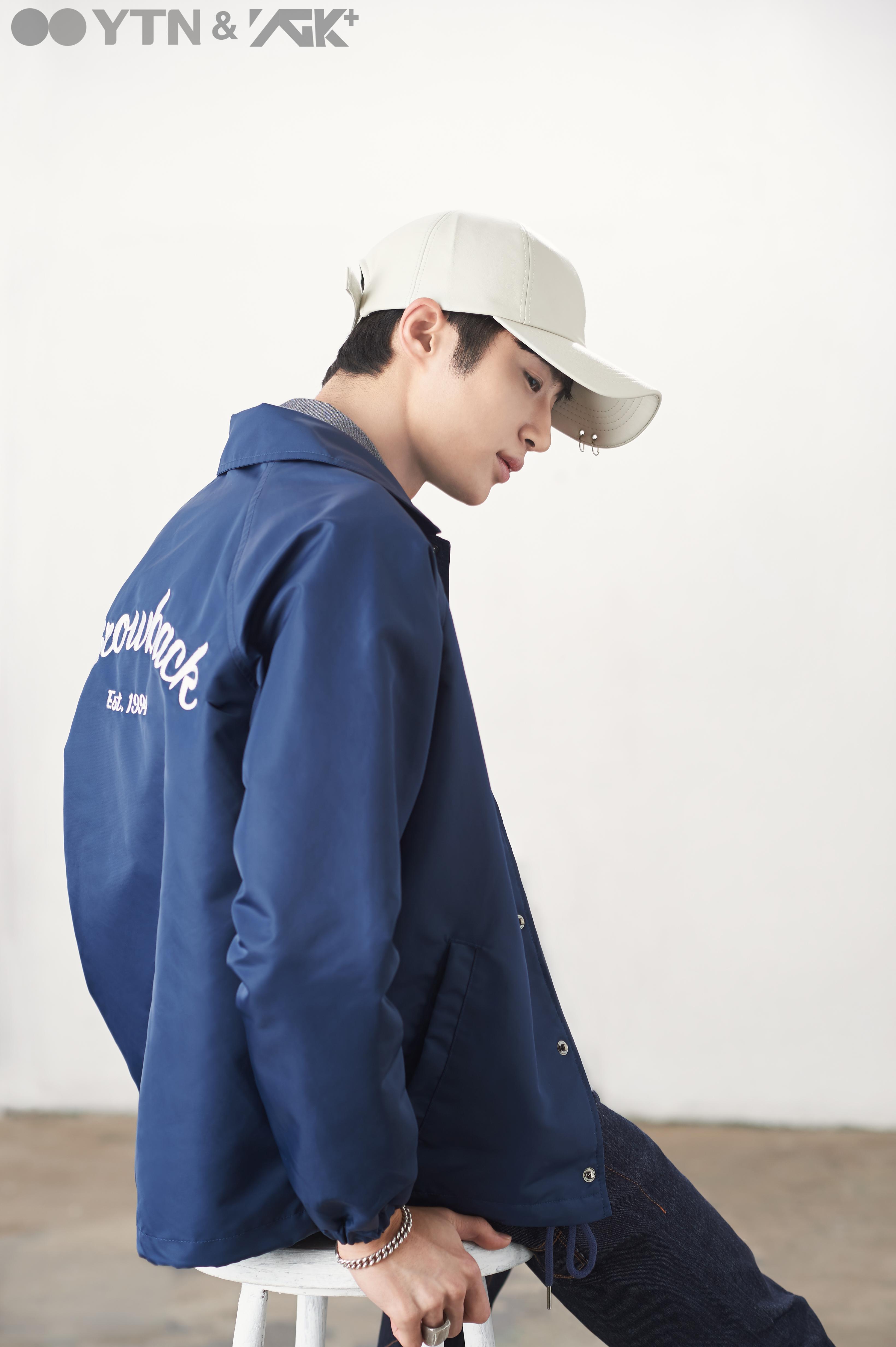 변우석, 닉스 모델로 발탁, 2016 F/W 화보 공개!