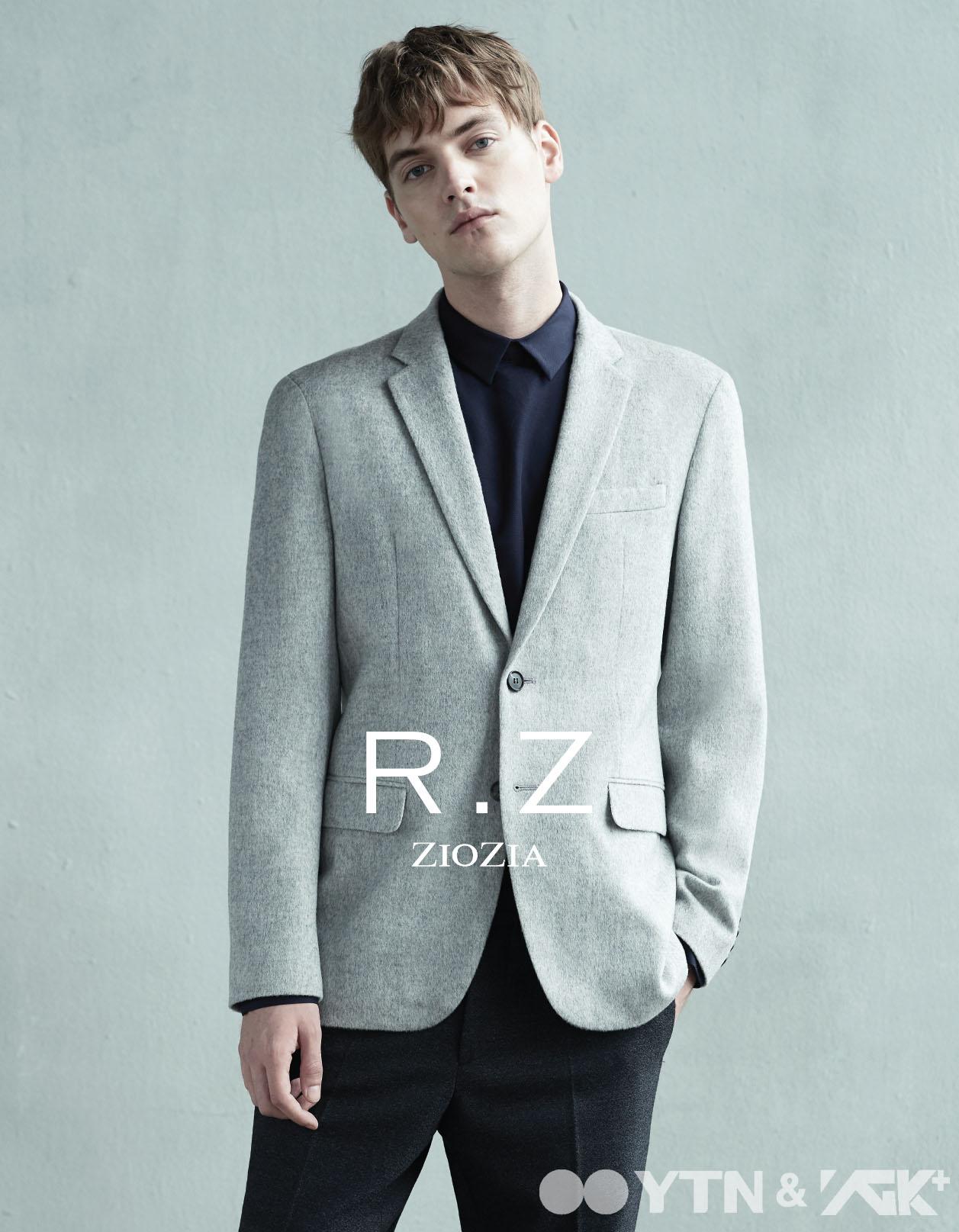지오지아, 2016 F/W 신규 브랜드 'R.Z;Real ZIOZIA' 론칭