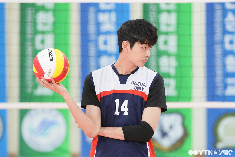 강희, '두근두근 스파이크 시즌 2'에서 심쿵 배구부원으로 활약 예정